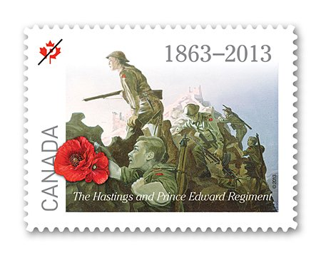 Hastings and Prince Edward Regiment Museum Commemorates the Centenary of the Armistice of November 11, 1918