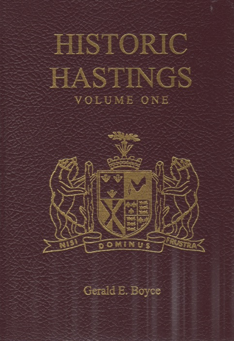 Historic Hastings Vol. 1