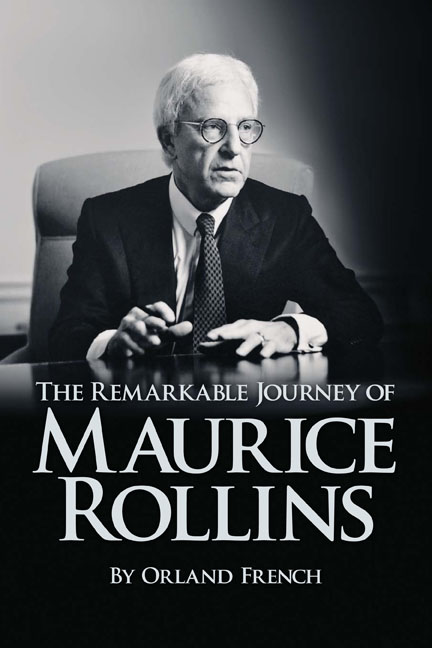 maurice rollins cover
