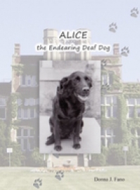Alice the Endearing Deaf Dog